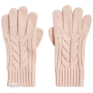 Jack Wills Dovecote Cable Gloves