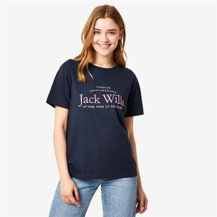 Jack Wills Forstal Boyfriend Tee