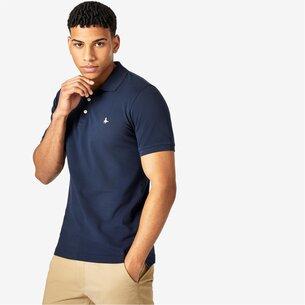 Jack Wills Eaton Stretch Polo Shirt