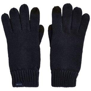 Jack Wills Elwyn Rib Gloves