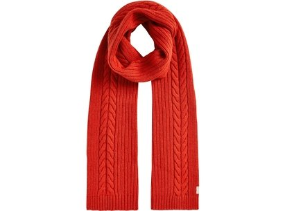 Jack Wills Filsdon Cable Scarf