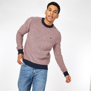 Jack Wills Shenton Jacquard Knitted Jumper