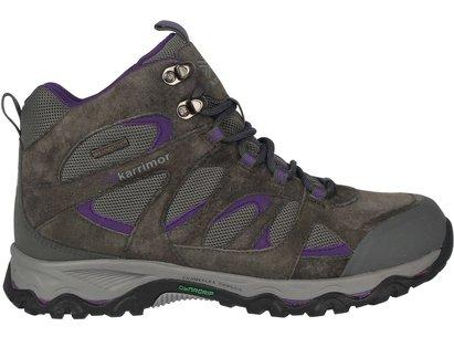 Karrimor Thorpe Mid Walking Boots Ladies