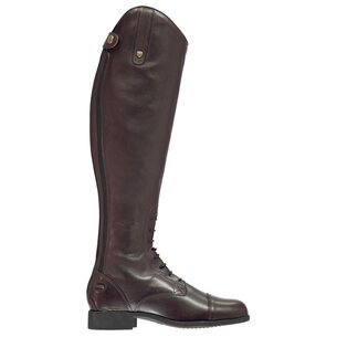 Ariat Heritage Contour Field Ladies Riding Boots - Sienna Brown