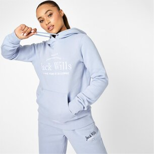 Jack Wills EMBROIDERED HOODIE