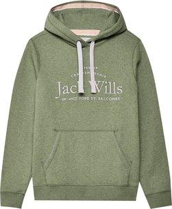 Jack Wills Hunston Embroidered Hoodie Ladies