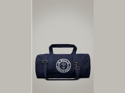 Jack Wills Leyland Canvas Gym Bag