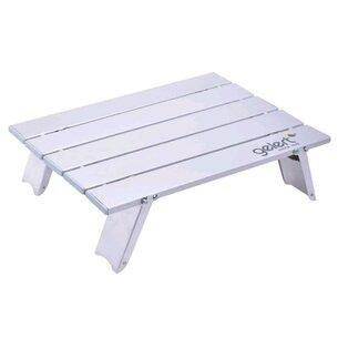 Gelert Aluminium Backpack Table