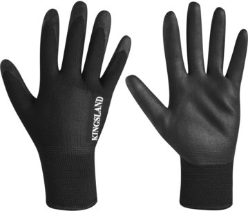 Kingsland Work Gloves - Black