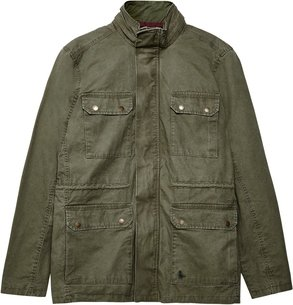 Jack Wills Brockhall Field Jacket