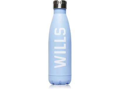 Jack Wills Redwhich Thermal Metal Water Bottle
