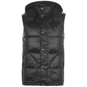 Jack Wills Easthope Wet Look Gilet