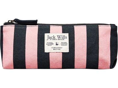Jack Wills Walburn Stripe Pencil Case