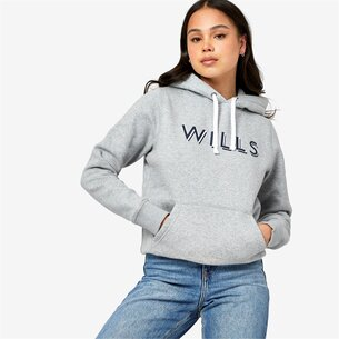Jack Wills Reeman Mutli Coloured Graphic Hoodie
