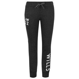 Jack Wills Locked Slim Jogging Pants Ladies