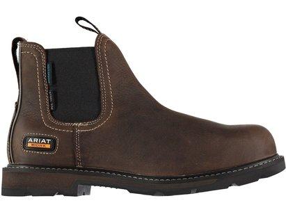 Ariat Groundbreaker Waterproof Steel Toe Work Boot Mens