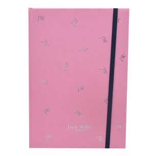 Jack Wills Saddleton A5 Notebook