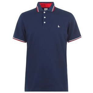 Jack Wills Hanningfield Tipped Polo