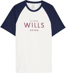 Jack Wills Simba Raglan T Shirt