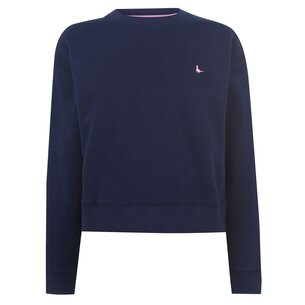 Jack Wills Mellor Plain Crew Neck Sweatshirt
