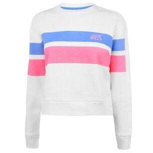 Jack Wills Mellor Bold Crew Neck Sweatshirt