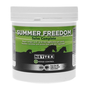 Nettex Summer Freedom Itch Stop Salve (600ml)