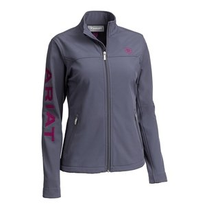 Ariat Ladies New Team Soft Shell Jacket