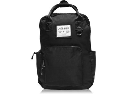 Jack Wills Tolworth Square Backpack