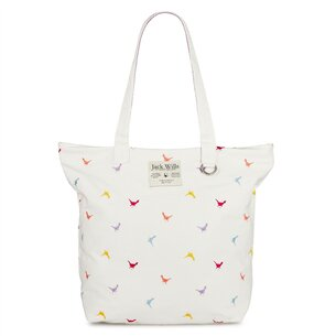 Jack Wills Dale Embroidered Bag