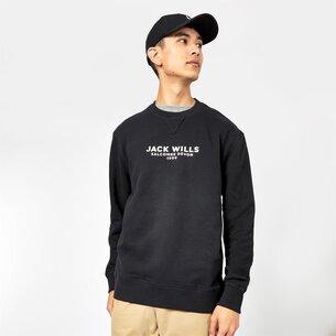 Jack Wills Strensham Crew Neck Sweatshirt
