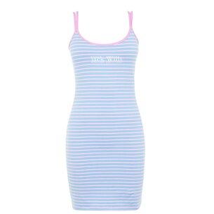 Jack Wills Albany Strappy Mini Dress