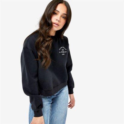 Jack Wills Wills Mellor Crew Sweatshirt
