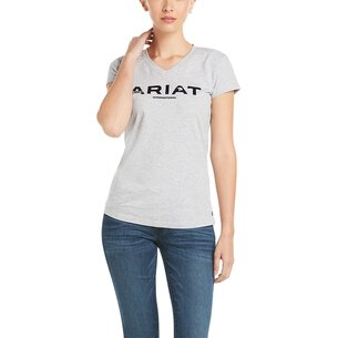 Ariat Icon Logo Shirt Sleeve T Shirt Ladies