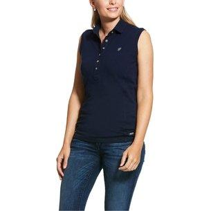 Ariat Prix 2 Sleeveless Polo Shirt Ladies
