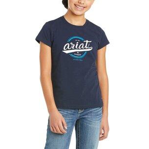 Ariat Junior Authentic Logo T-Shirt