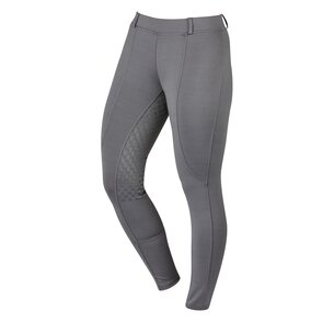 Dublin Ladies Performance Cool It Gel Riding Tights - Charcoal