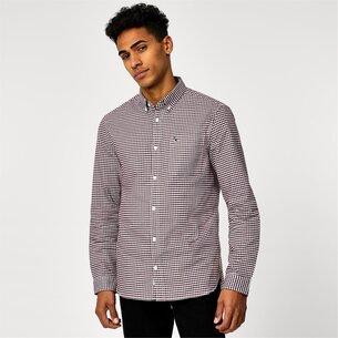 Jack Wills Wadsworth Gingham Oxford Shirt