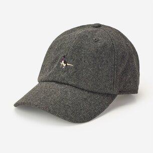 Jack Wills Farnborough Check Wool Cap