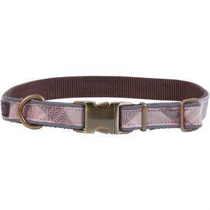 Barbour Lifestyle Tartan Dog Collar
