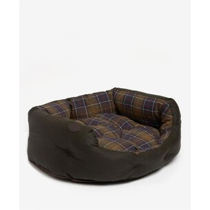Barbour Lifestyle Cotton Dog Bed 30 Inch
