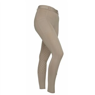 Aubrion Albany Riding Tights Ladies - Beige