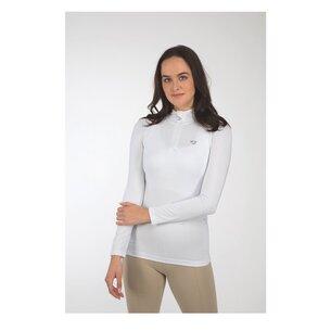 Aubrion Newberry Long Sleeve Zip Top Ladies