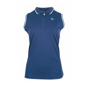 Aubrion Harrow Sleeveless Polo Shirt Ladies