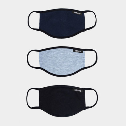 Hype Face Mask 3 Pack Junior