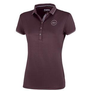 Pikeur Ladies Dasha Functional Shirt - Light Aubergine