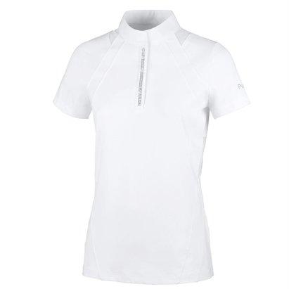 Pikeur Ladies Cuba Competition Shirt - White