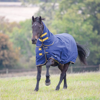 Shires Tempest Original 300g Turnout Combo - Navy