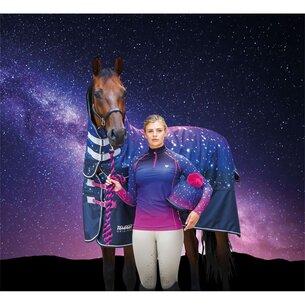 Shires Tempest Original 200g Combo Turnout - Pink Nebula