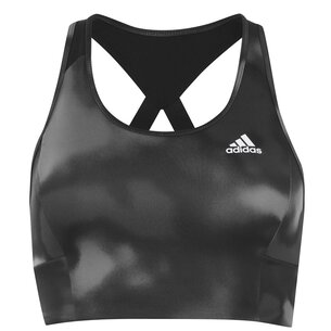 adidas to Move Allover Print Sports Bra Top Wome