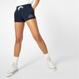 Jack Wills Bea Logo Sweat Shorts